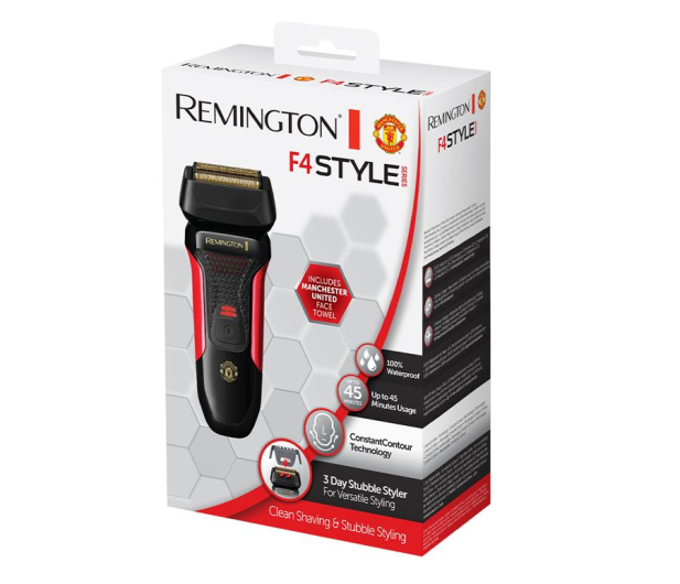 Remington Style Series Manchester United Edition F4005 - 1018694 - zdjęcie 3