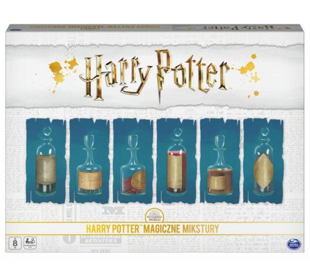 Spin Master Gra Harry Potter Magiczne Mikstury - 1019063 - zdjęcie