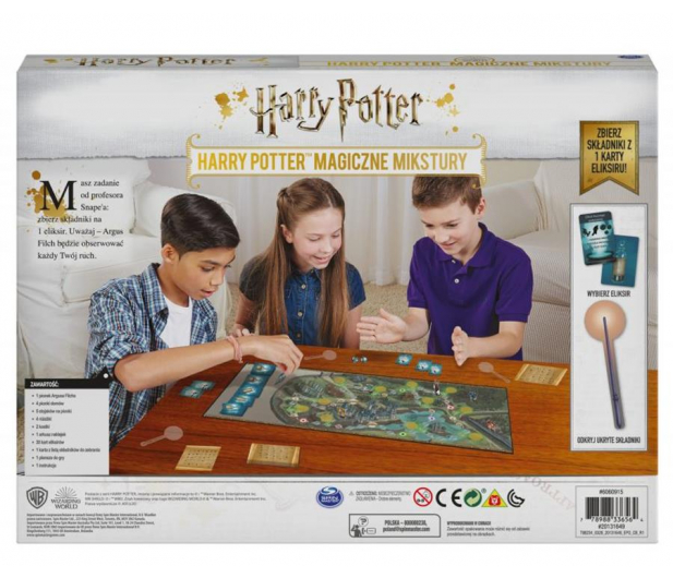 Spin Master Gra Harry Potter Magiczne Mikstury - 1019063 - zdjęcie 5