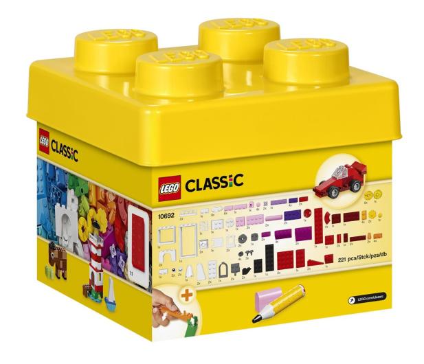 LEGO Classic 10692 Kreatywne klocki LEGO® - 231649 - zdjęcie 7