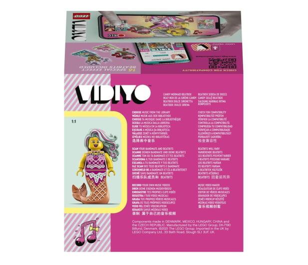 LEGO VIDIYO 43102 Candy Mermaid BeatBox - 1015685 - zdjęcie 9
