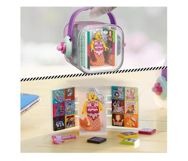 LEGO VIDIYO 43102 Candy Mermaid BeatBox - 1015685 - zdjęcie 7