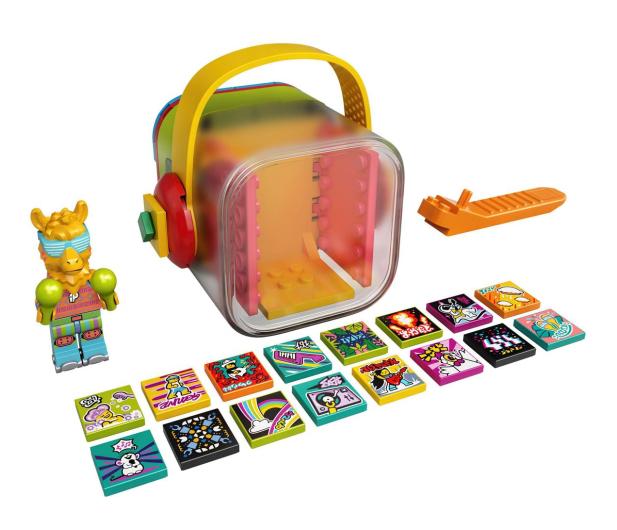 LEGO VIDIYO 43105 Party Llama BeatBox - 1015694 - zdjęcie 6