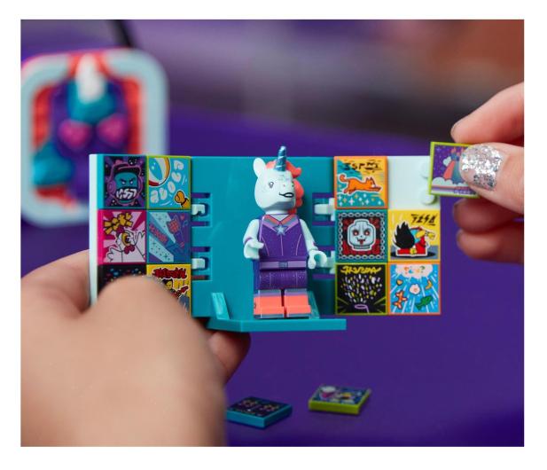 LEGO VIDIYO 43106 Unicorn DJ BeatBox - 1015695 - zdjęcie 2