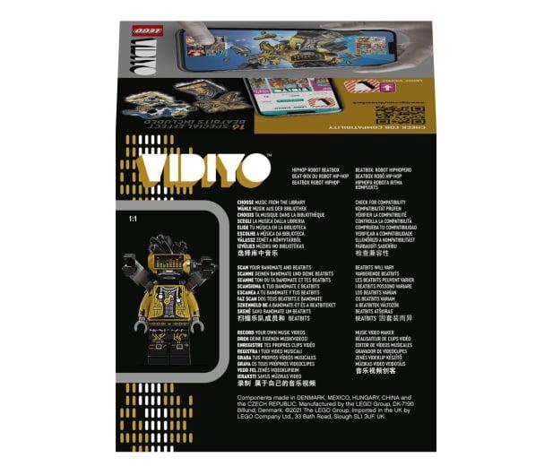 LEGO VIDIYO 43107 HipHop Robot BeatBox - 1015696 - zdjęcie 8