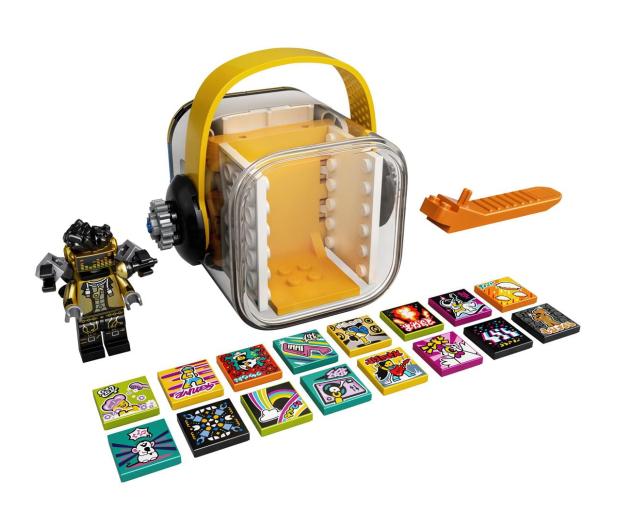 LEGO VIDIYO 43107 HipHop Robot BeatBox - 1015696 - zdjęcie 7