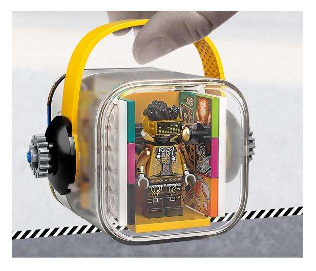 LEGO VIDIYO 43107 HipHop Robot BeatBox - 1015696 - zdjęcie 6