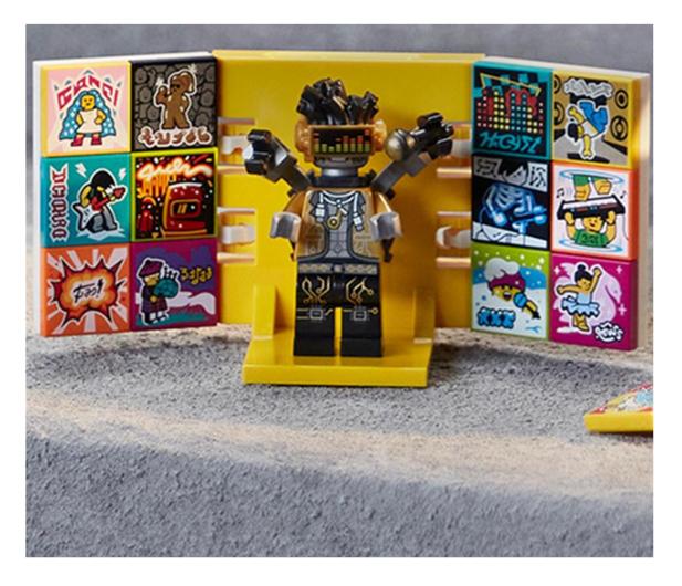 LEGO VIDIYO 43107 HipHop Robot BeatBox - 1015696 - zdjęcie 5