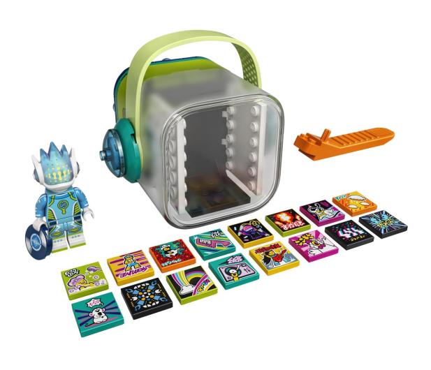 LEGO VIDIYO 43104 Alien DJ BeatBox - 1015687 - zdjęcie 7