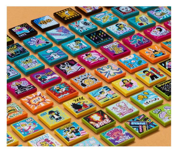 LEGO VIDIYO 43104 Alien DJ BeatBox - 1015687 - zdjęcie 6