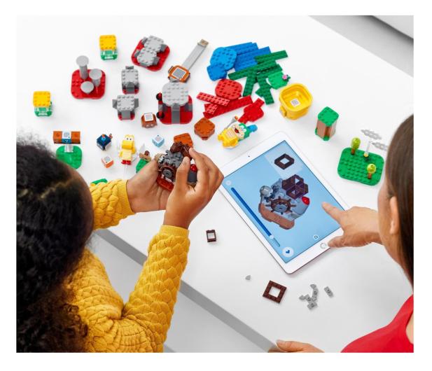 LEGO Super Mario 71380 Mistrzowskie przygody - zestaw  - 1012982 - zdjęcie 3