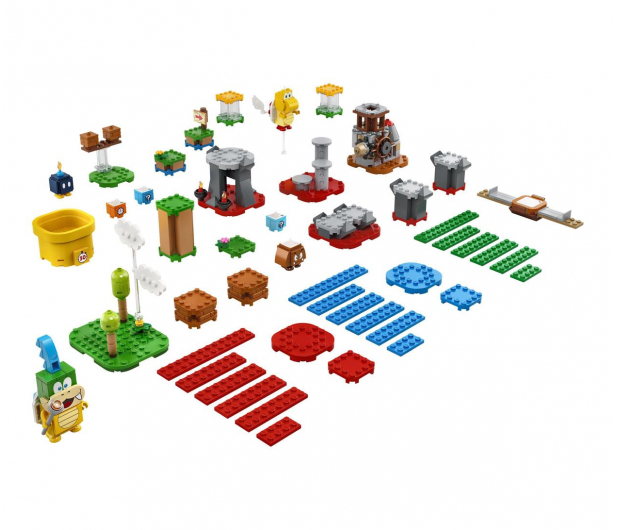 LEGO Super Mario 71380 Mistrzowskie przygody - zestaw  - 1012982 - zdjęcie 6