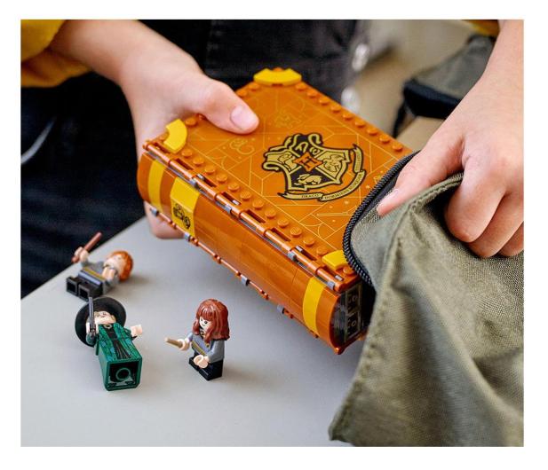 LEGO Harry Potter 76382 Chwile z Hogwartu: zajęcia - 1012859 - zdjęcie 5