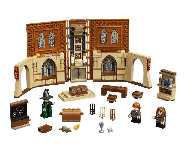 LEGO Harry Potter 76382 Chwile z Hogwartu: zajęcia - 1012859 - zdjęcie 6