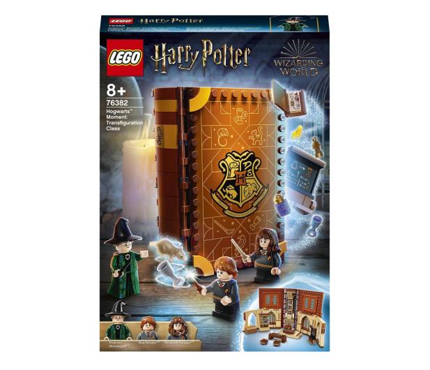 LEGO Harry Potter 76382 Chwile z Hogwartu: zajęcia - 1012859 - zdjęcie