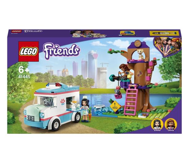 LEGO Friends 41445 Karetka weterynaryjna - 1015578 - zdjęcie