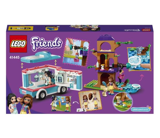LEGO Friends 41445 Karetka weterynaryjna - 1015578 - zdjęcie 7