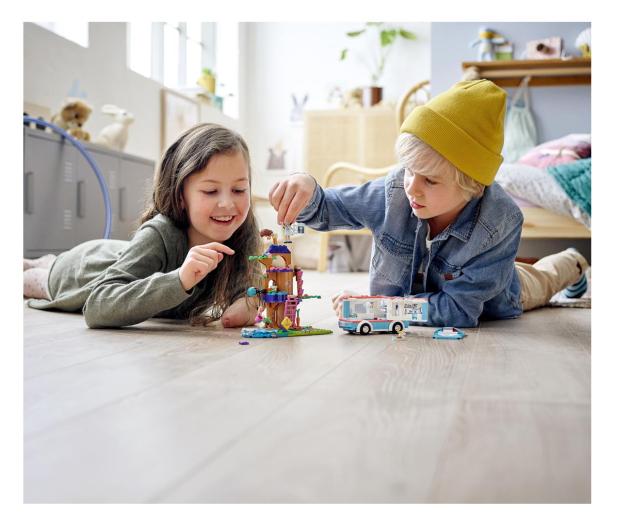LEGO Friends 41445 Karetka weterynaryjna - 1015578 - zdjęcie 3