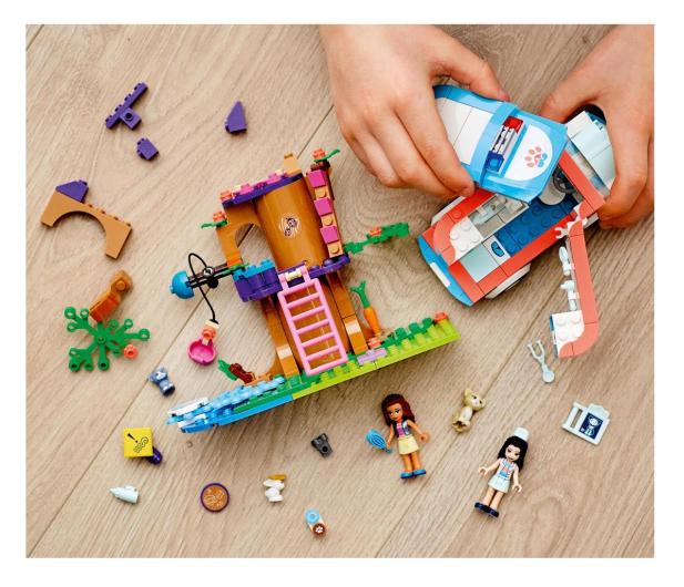 LEGO Friends 41445 Karetka weterynaryjna - 1015578 - zdjęcie 2