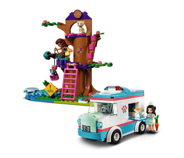 LEGO Friends 41445 Karetka weterynaryjna - 1015578 - zdjęcie 5