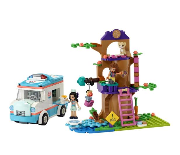 LEGO Friends 41445 Karetka weterynaryjna - 1015578 - zdjęcie 6