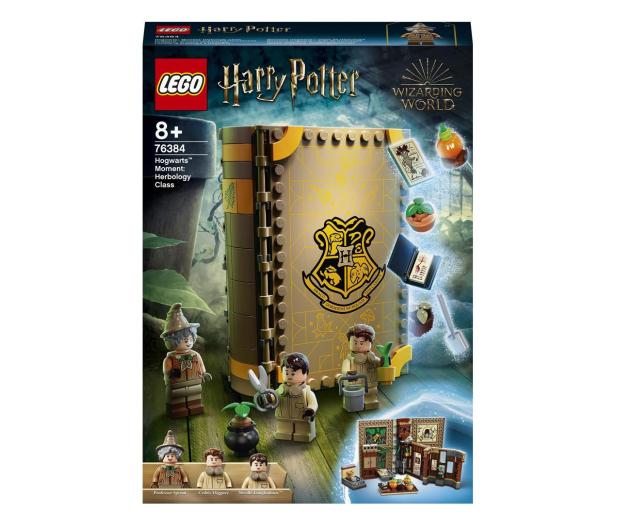LEGO Harry Potter 76384 Chwile z Hogwartu: zajęcia z zi - 1012861 - zdjęcie