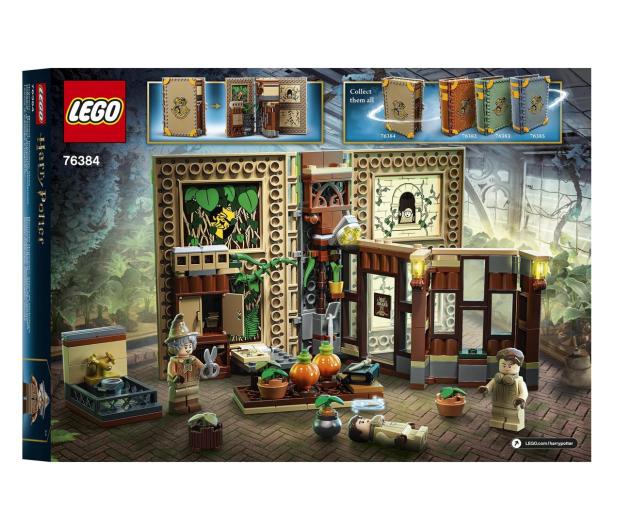 LEGO Harry Potter 76384 Chwile z Hogwartu: zajęcia z zi - 1012861 - zdjęcie 7