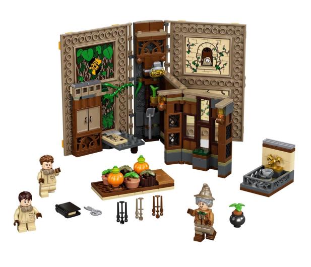 LEGO Harry Potter 76384 Chwile z Hogwartu: zajęcia z zi - 1012861 - zdjęcie 6