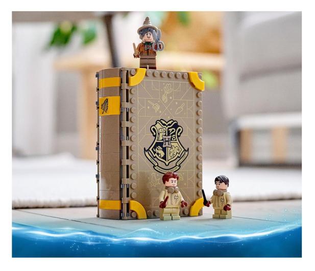 LEGO Harry Potter 76384 Chwile z Hogwartu: zajęcia z zi - 1012861 - zdjęcie 5