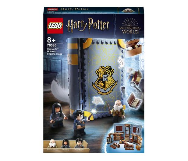 LEGO Harry Potter 76385 Chwile z Hogwartu: zajęcia z za - 1012888 - zdjęcie