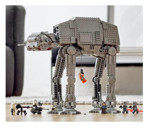 LEGO Star Wars 75288 AT-AT - 579272 - zdjęcie 4