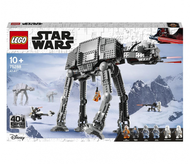 LEGO Star Wars 75288 AT-AT - 579272 - zdjęcie