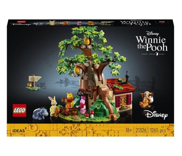 LEGO Ideas 21326 Kubuś Puchatek - 1022226 - zdjęcie