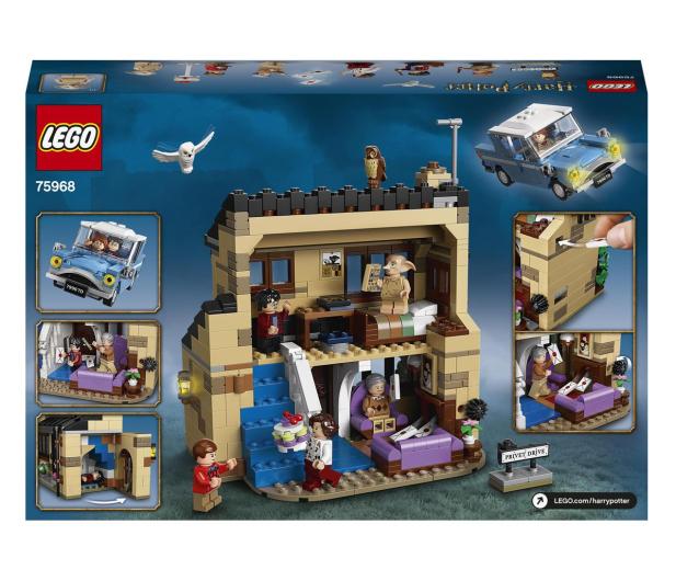 LEGO Harry Potter 75968 Privet Drive 4 - 565407 - zdjęcie 7