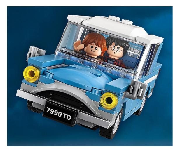 LEGO Harry Potter 75968 Privet Drive 4 - 565407 - zdjęcie 5