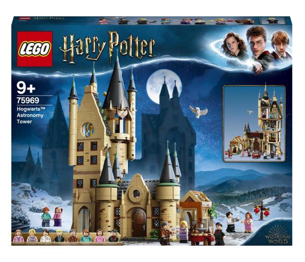 LEGO Harry Potter 75969 Wieża Astronomiczna w Hogwarcie - 565413 - zdjęcie