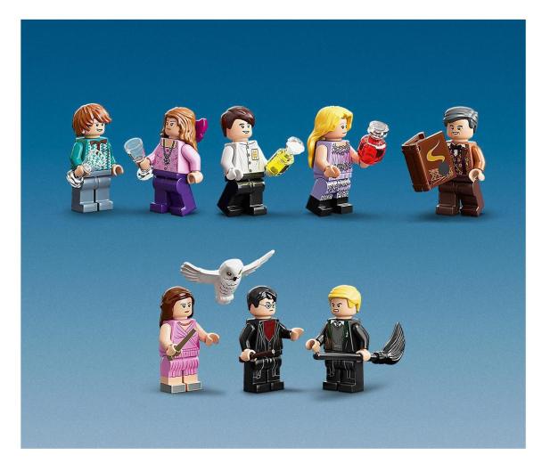 LEGO Harry Potter 75969 Wieża Astronomiczna w Hogwarcie - 565413 - zdjęcie 6