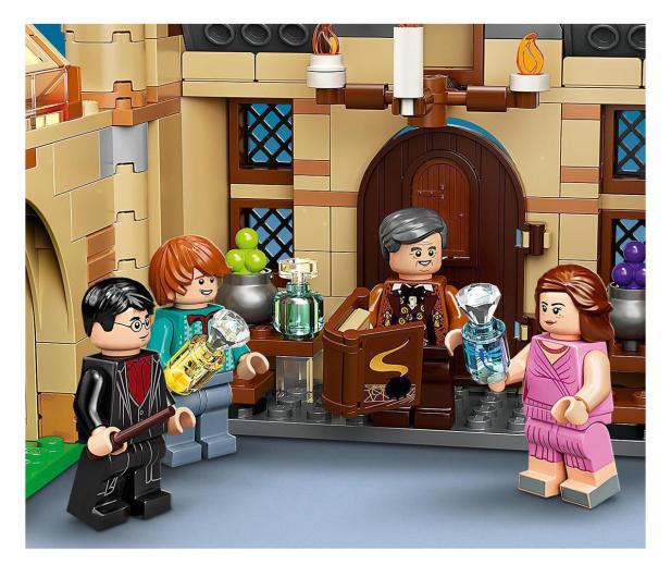LEGO Harry Potter 75969 Wieża Astronomiczna w Hogwarcie - 565413 - zdjęcie 5