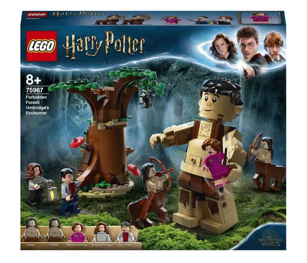 LEGO Harry Potter Zakazany Las: spotkanie Umbridge - 565388 - zdjęcie