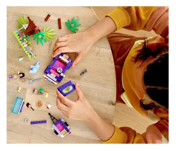 LEGO Friends 41421 Na ratunek słoniątku - 561760 - zdjęcie 2