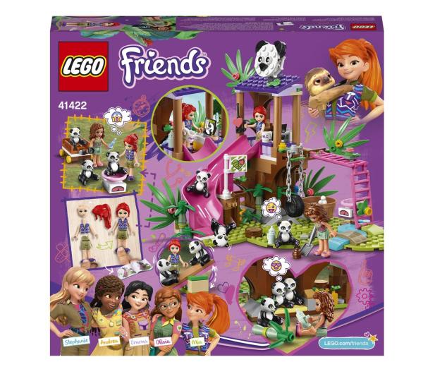 LEGO Friends 41422 Domek pand na drzewie - 561780 - zdjęcie 7