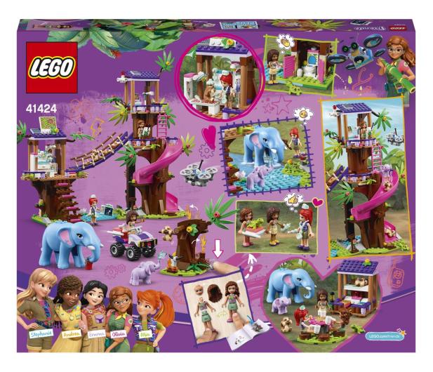 LEGO Friends 41424 Baza ratownicza - 561799 - zdjęcie 7