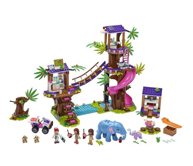 LEGO Friends 41424 Baza ratownicza - 561799 - zdjęcie 6