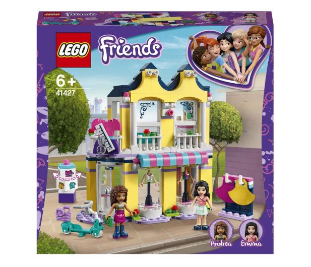LEGO Friends 41427 Butik Emmy - 561825 - zdjęcie