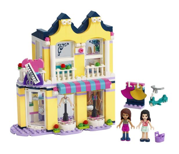 LEGO Friends 41427 Butik Emmy - 561825 - zdjęcie 6