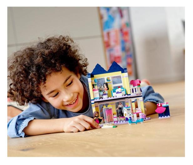 LEGO Friends 41427 Butik Emmy - 561825 - zdjęcie 3