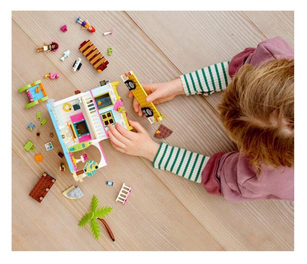 LEGO Friends 41428 Domek na plaży - 561836 - zdjęcie 2