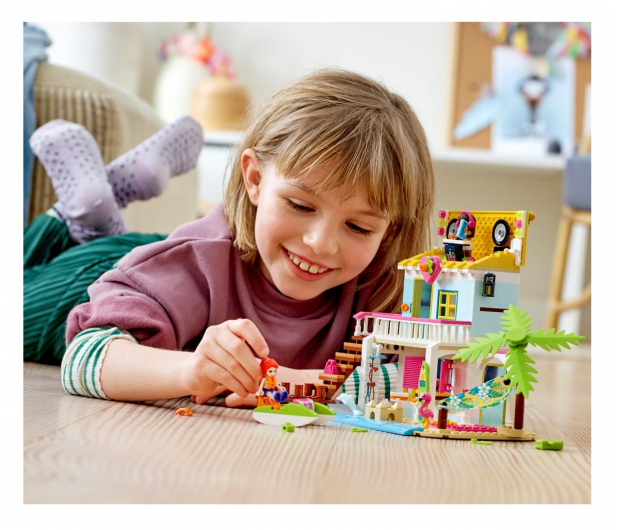 LEGO Friends 41428 Domek na plaży - 561836 - zdjęcie 3