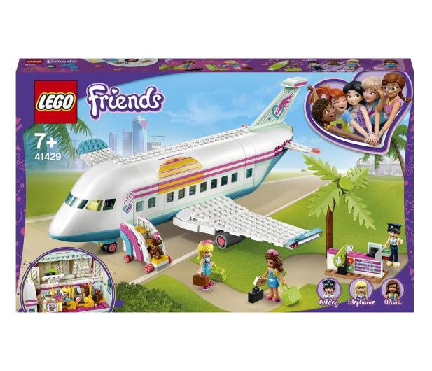 LEGO Friends 41429 Samolot z Heartlake City - 561848 - zdjęcie