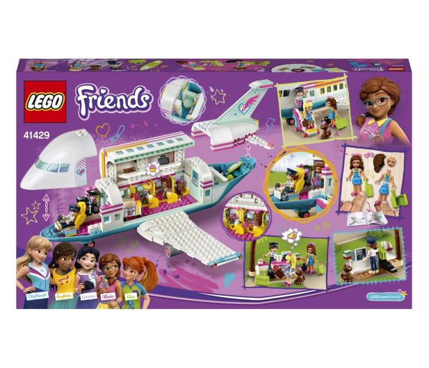 LEGO Friends 41429 Samolot z Heartlake City - 561848 - zdjęcie 7
